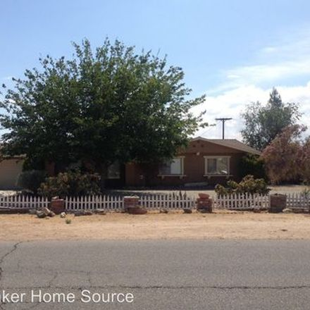 Rent this 3 bed apartment on Pine Ridge Avenue in Apple Valley, CA 92308