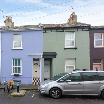 Rent this 3 bed house on Hendon Street in Brighton BN2 0EG, United Kingdom