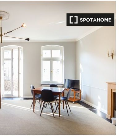 Rent this 1 bed apartment on Zionskirchstraße 21 in 10119 Berlin, Germany