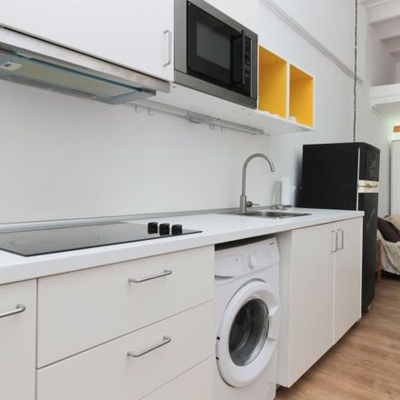 Rent this 1 bed apartment on Carrer Danubi in 6, 08028 Barcelona