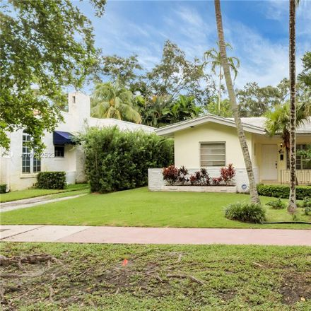 Rent this 3 bed apartment on 822 Medina Avenue in Coral Gables, FL 33134