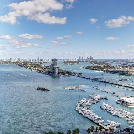 Rent this 1 bed apartment on 1756 North Bayshore Drive in Miami, FL 33132
