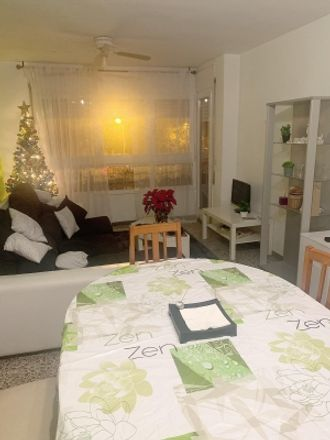 Rent this 1 bed apartment on 17002 Girona