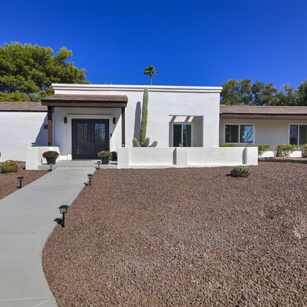 Rent this 4 bed house on 6402 E Jean Dr in Scottsdale, AZ