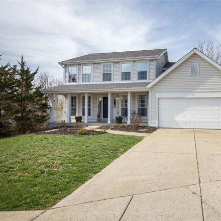 Rent this 4 bed house on 1501 Fox Ridge Court in Arnold, MO 63010