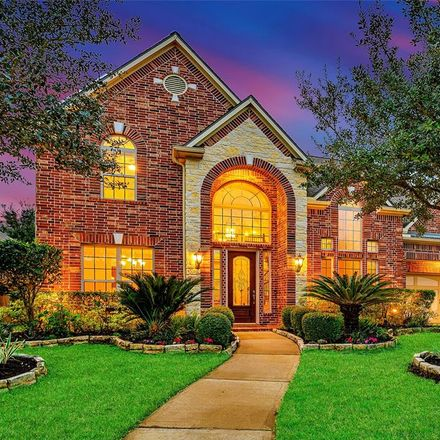 Rent this 4 bed house on Linden Oaks Ln in Houston, TX