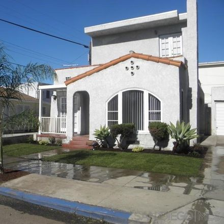Rent this 2 bed house on 2828 Lincoln Avenue in San Diego, CA 92104