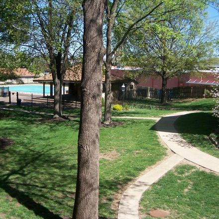 Rent this 2 bed condo on Fairways Circle in Saint Charles, MO 63303
