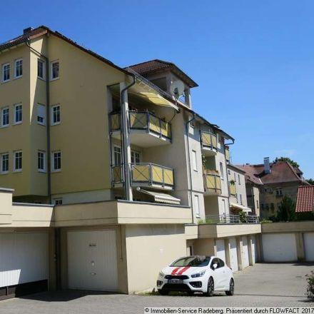 Rent this 1 bed apartment on Johann-Sebastian-Bach-Straße 17a in 01900 Großröhrsdorf, Germany