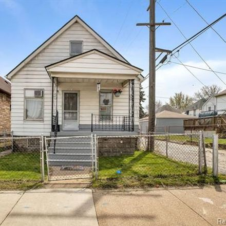 Rent this 2 bed house on 9243 Chamberlain Street in Detroit, MI 48209