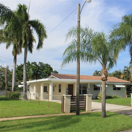 Rent this 3 bed house on 2241 Northeast 53rd Street in Fort Lauderdale, FL 33308