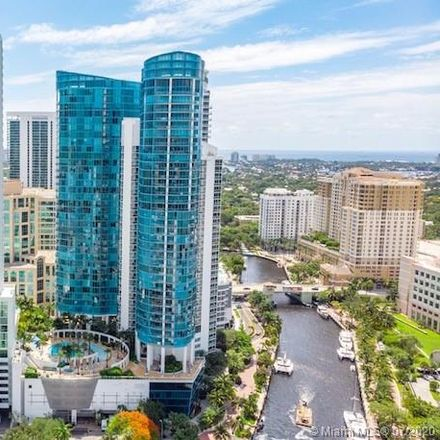 Rent this 2 bed condo on E Las Olas Blvd in Fort Lauderdale, FL
