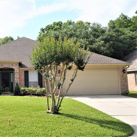 Rent this 3 bed apartment on 6319 Hedge Maple Ct in Humble, TX