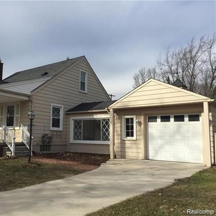 Rent this 3 bed house on 24610 New York Street in Dearborn, MI 48124