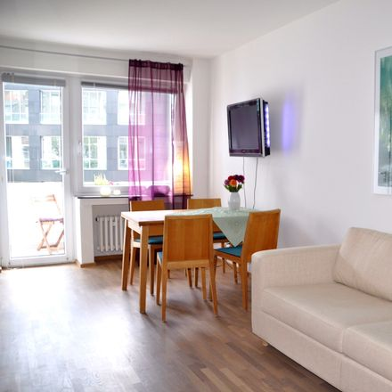 Rent this 2 bed apartment on Brückenstraße 25 in 40221 Dusseldorf, Germany