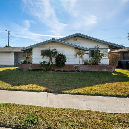 Rent this 3 bed house on 8438 Jupiter Drive in Buena Park, CA 90620