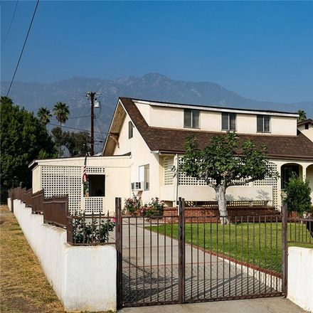 Rent this 3 bed house on Atchison Street in Pasadena, CA 91001