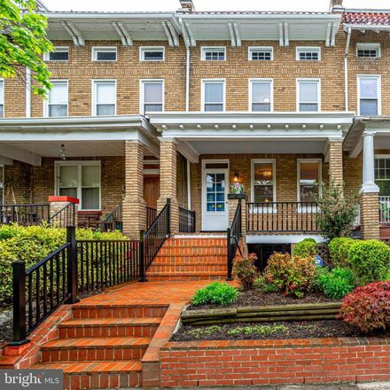 Rent this 3 bed townhouse on 1328 Quincy Street Northwest in Washington, DC 20011