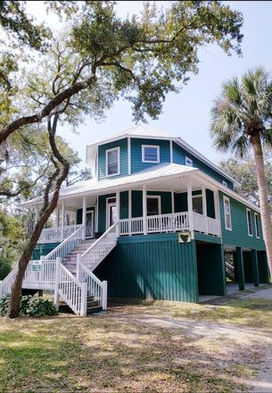 Rent this 4 bed house on 3320 Myrtle Street in Edisto Beach, SC 29438