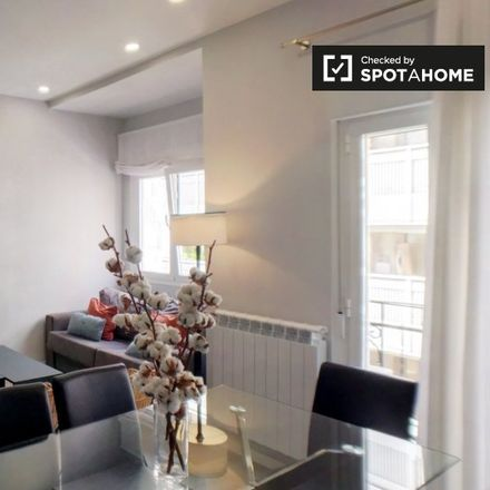 Rent this 2 bed apartment on 40 Tapas in Calle de Ayala, 87B