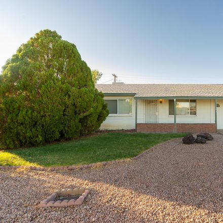 Rent this 3 bed house on 1741 West Belfast Street in Mesa, AZ 85201