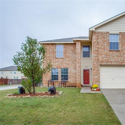 Rent this 3 bed house on 12032 Shine Ave in Rhome, TX