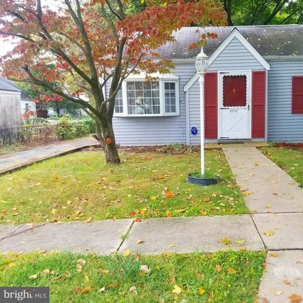 Rent this 2 bed house on Kiamensi Ave in Wilmington, DE