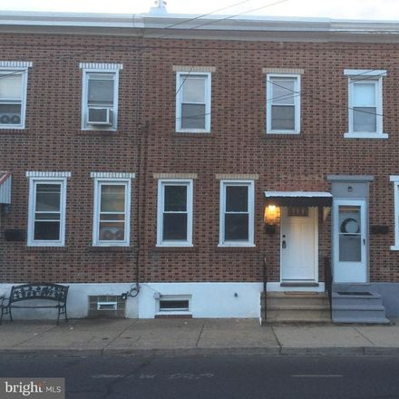 Rent this 3 bed townhouse on 389 Pond Street in Bristol, PA 19007