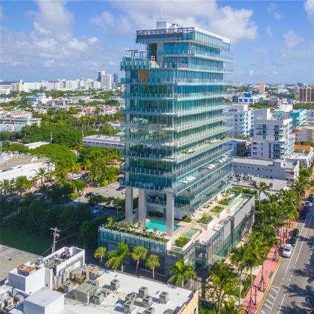 Rent this 2 bed condo on 120 Ocean Drive in Miami Beach, FL 33139