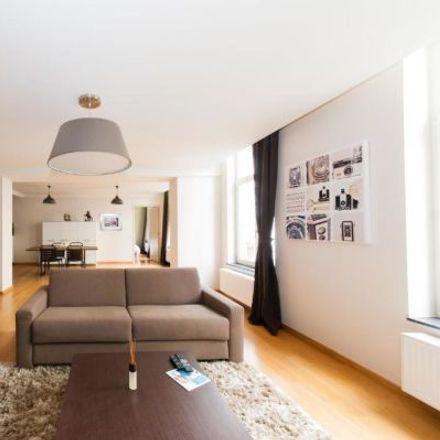 Rent this 2 bed apartment on Rue du Fossé aux Loups - Wolvengracht 13 in 1000 City of Brussels, Belgium