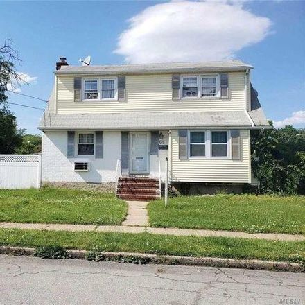 Rent this 5 bed house on 63 Elm Street in Valley Stream, NY 11580