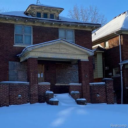Rent this 3 bed house on 4889 Spokane St in Detroit, MI