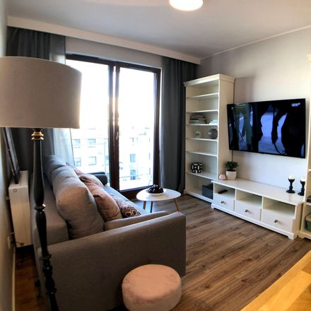 Rent this 1 bed apartment on Lawendowe Wzgórze 40 in 80-175 Gdansk, Poland