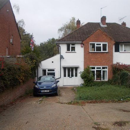Rent this 6 bed house on 51 Glen Eyre Road in Southampton SO16 3NU, United Kingdom