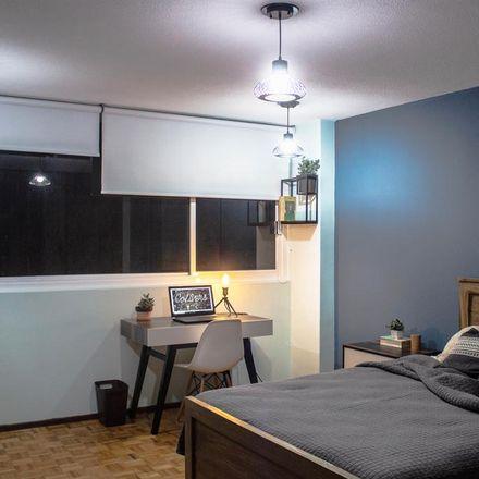 Rent this 1 bed room on Calle Sócrates 344 in Los Morales Sección Alameda, 11560 Miguel Hidalgo