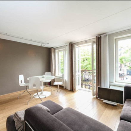 Rent this 2 bed apartment on Zieseniskade 18A in 1017 RT Amsterdam, The Netherlands