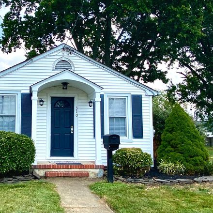 Rent this 3 bed house on 310 Hollingsworth Street in Elkton Heights, Elkton