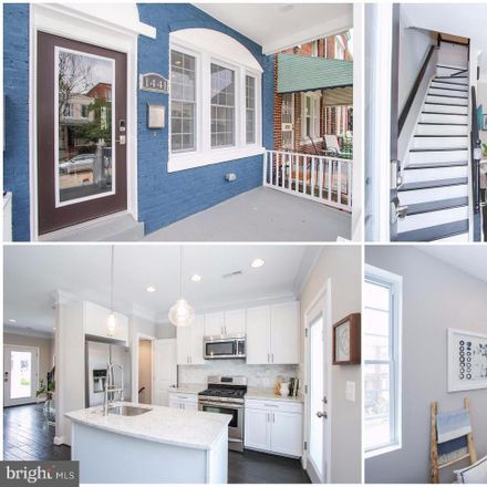 Rent this 3 bed townhouse on 1441 Duncan Street Northeast in Washington, DC 20002