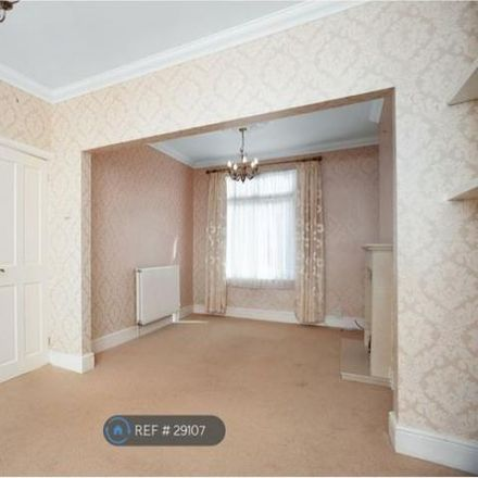Rent this 2 bed house on Palmerston Road in Northampton NN1 5EZ, United Kingdom