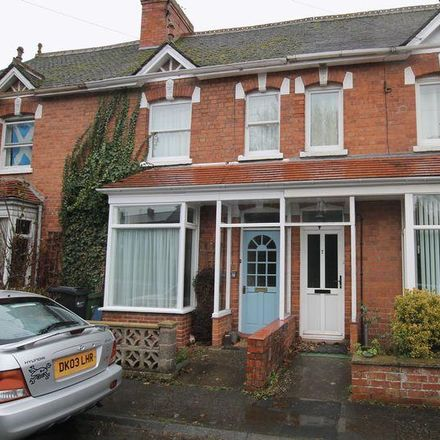 Rent this 2 bed house on Victoria Avenue in Bromyard HR7 4DD, United Kingdom