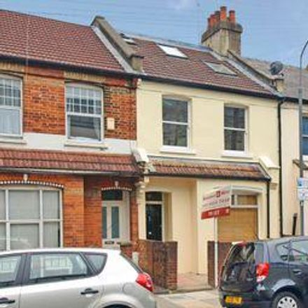 Rent this 1 bed room on 21 Claybrook Road in London W6 8NF, United Kingdom