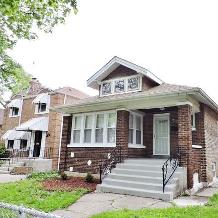Rent this 4 bed house on 11429 South Lowe Avenue in Chicago, IL 60628