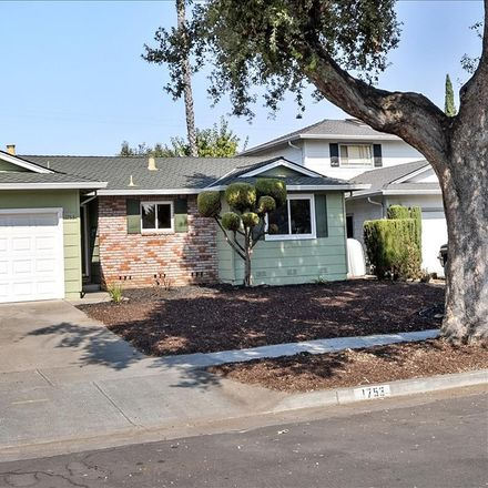 Rent this 4 bed house on 1753 El Codo Way in San Jose, CA 95124