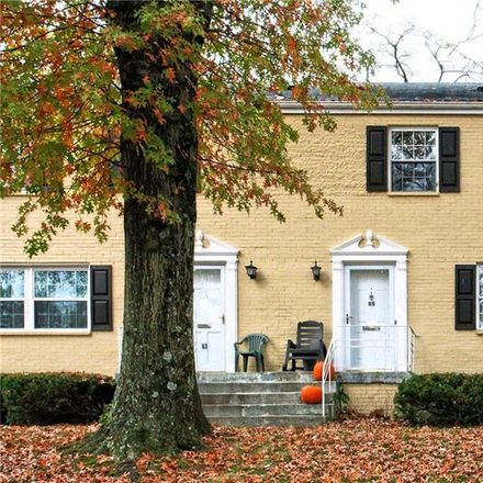 Rent this 3 bed condo on 85 Chapel Drive in Ross Township, PA 15237