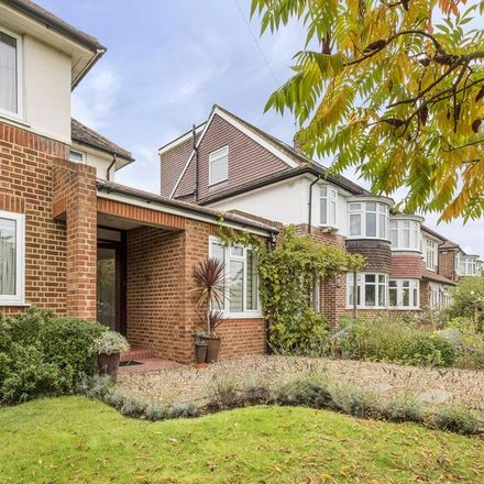 Rent this 1 bed apartment on 22 Burnell Avenue in London TW10, United Kingdom