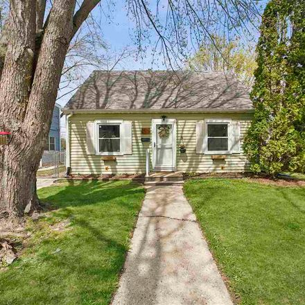 Rent this 2 bed house on 2526 Myrtle Street in Madison, WI 53704