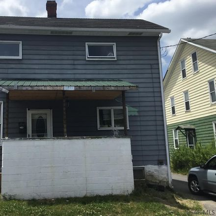 Rent this 2 bed house on 110 I St in Johnstown, PA