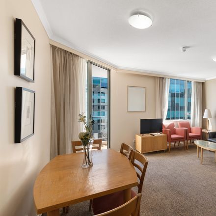 Rent this 1 bed apartment on 2805/95 Charlotte Street