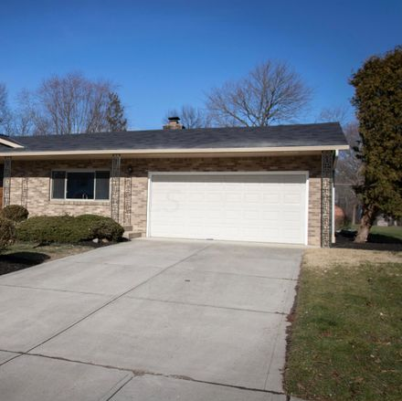 Rent this 4 bed house on 696 Jonsol Court in Gahanna, OH 43230