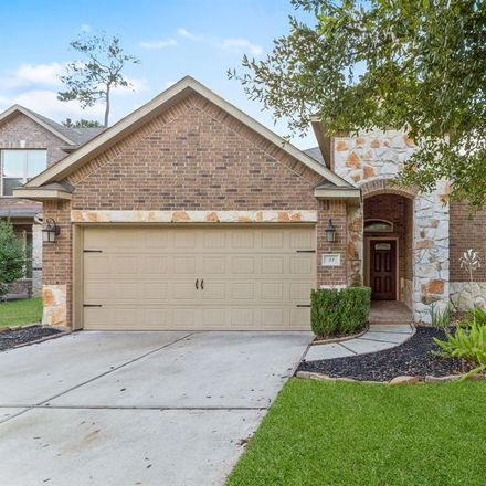 Rent this 3 bed house on 39 Handbridge Place in The Woodlands, TX 77375